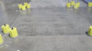 leveling tile